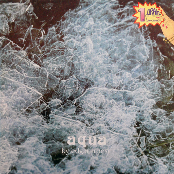 Cover Edgar Froese - Aqua (LP, Album, RE) Schallplatten Ankauf
