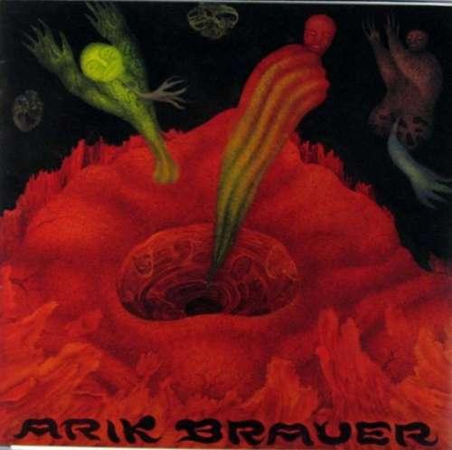 Cover zu Arik Brauer - Arik Brauer (LP, Album) Schallplatten Ankauf