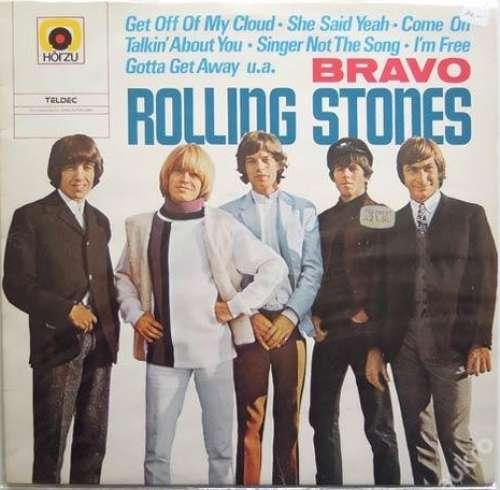 Cover The Rolling Stones - Bravo (LP, Comp, RE) Schallplatten Ankauf