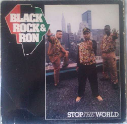Bild Black Rock & Ron - Stop The World (LP, Album) Schallplatten Ankauf