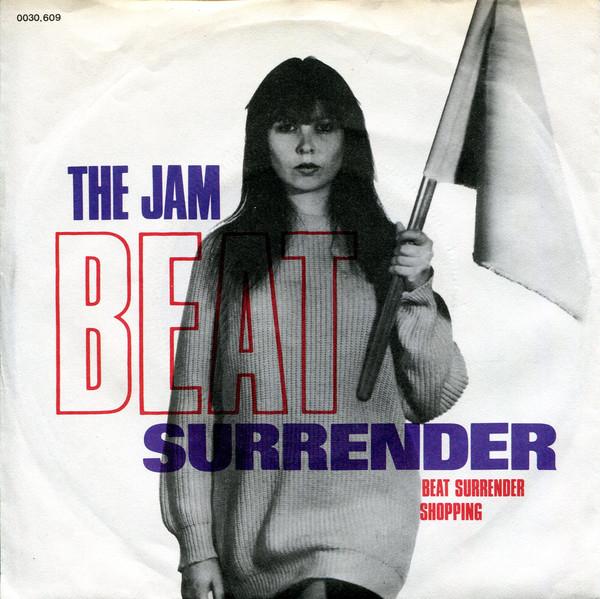 Cover The Jam - Beat Surrender (7, Single) Schallplatten Ankauf