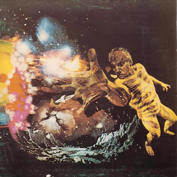 Cover Santana - Santana (LP, Album, Ora) Schallplatten Ankauf