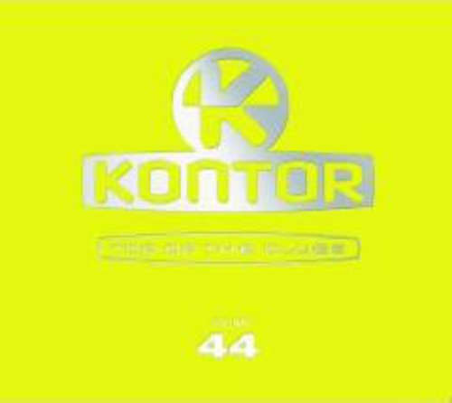 Cover Various - Kontor - Top Of The Clubs Volume 44 (3xCD, Comp, Mixed, Dig) Schallplatten Ankauf