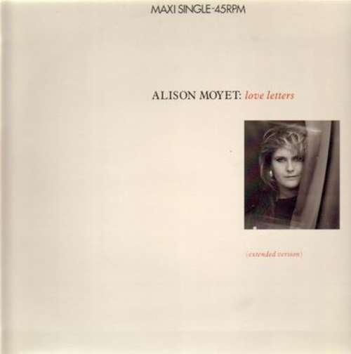 Bild Alison Moyet - Love Letters (12, Maxi) Schallplatten Ankauf