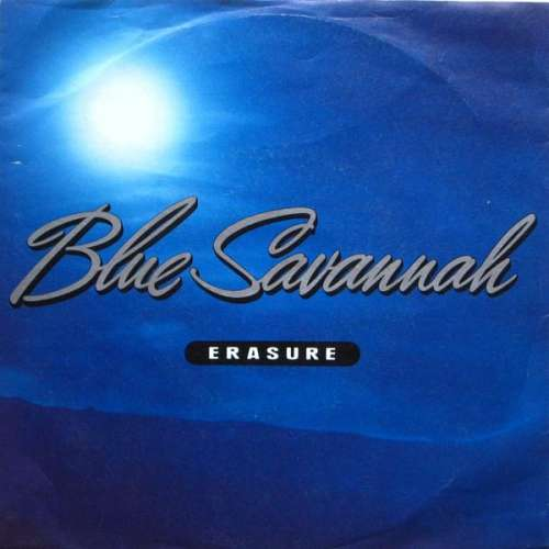 Bild Erasure - Blue Savannah (7, Single) Schallplatten Ankauf