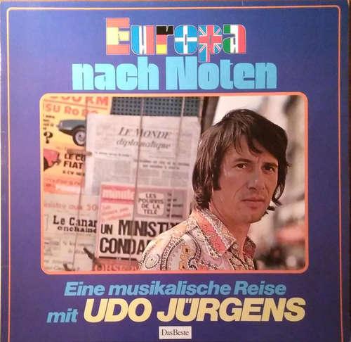 Bild Udo Jürgens - Europa Nach Noten (LP, Album, Club) Schallplatten Ankauf