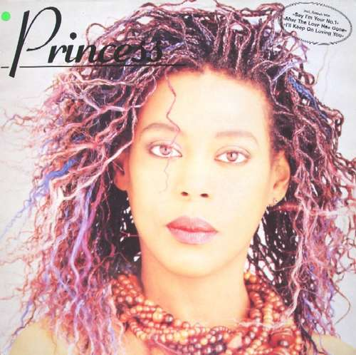 Cover Princess - Princess (LP, Album) Schallplatten Ankauf