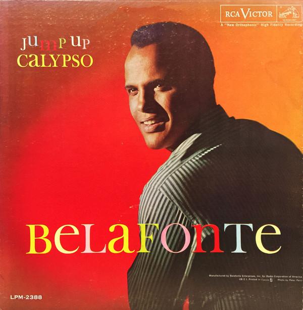 Cover zu Harry Belafonte - Jump Up Calypso (LP, Album, Mono) Schallplatten Ankauf