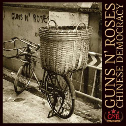Cover Guns N' Roses - Chinese Democracy (2xLP, Album) Schallplatten Ankauf