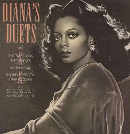 Bild Diana Ross - Diana's Duets (LP, Comp) Schallplatten Ankauf