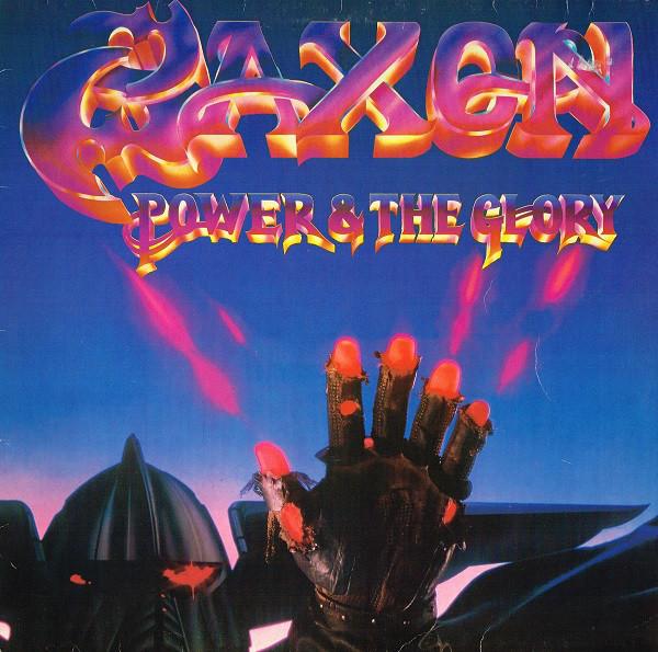 Bild Saxon - Power & The Glory (LP, Album) Schallplatten Ankauf