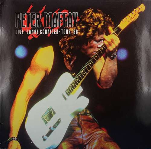 Bild Peter Maffay - Live: Lange Schatten Tour '88 (LP, Album, Gat) Schallplatten Ankauf