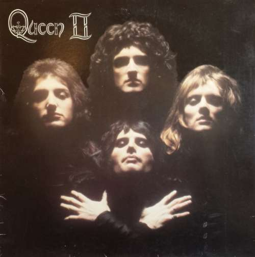 Cover Queen - Queen II (LP, Album, RE, RM, Gat) Schallplatten Ankauf