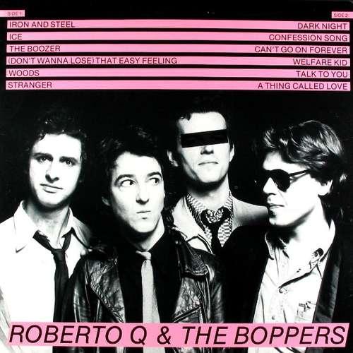 Bild Roberto Q & The Boppers (2) - Roberto Q & The Boppers (LP, Album) Schallplatten Ankauf