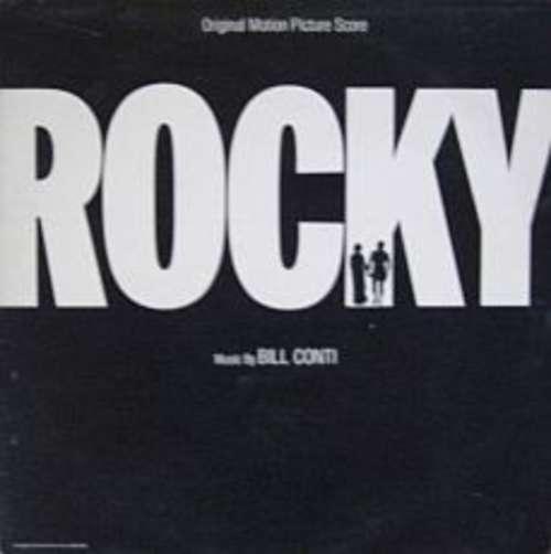 Cover zu Rocky - Original Motion Picture Score Schallplatten Ankauf