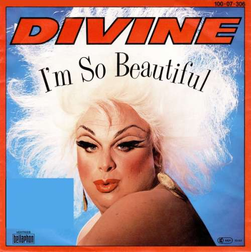 Cover Divine - I'm So Beautiful (7, Single) Schallplatten Ankauf