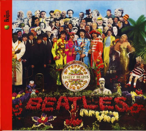 Cover The Beatles - Sgt. Pepper's Lonely Hearts Club Band (CD, Album, Enh, RE, RM) Schallplatten Ankauf