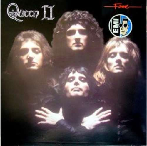 Cover Queen - Queen II (LP, Album, RE, Gat) Schallplatten Ankauf