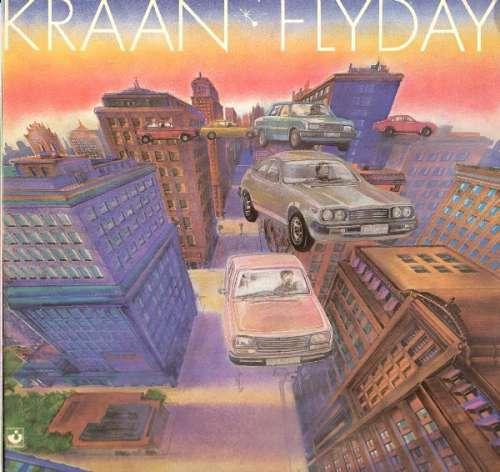 Bild Kraan - Flyday (LP, Album) Schallplatten Ankauf