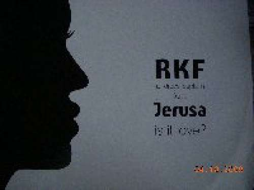 Bild RKF (2)* Feat. Jerusa - Is It Love? (12) Schallplatten Ankauf