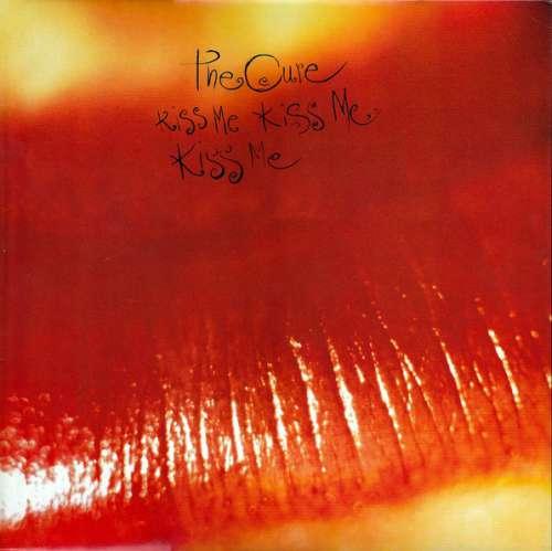 Cover The Cure - Kiss Me Kiss Me Kiss Me (2xLP, Album) Schallplatten Ankauf