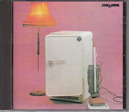 Cover The Cure - Three Imaginary Boys (CD, Album, RE) Schallplatten Ankauf