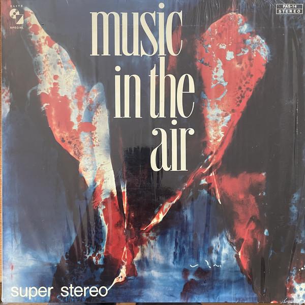Cover Heinz Geese / David Francis - Music In The Air (LP, Album) Schallplatten Ankauf
