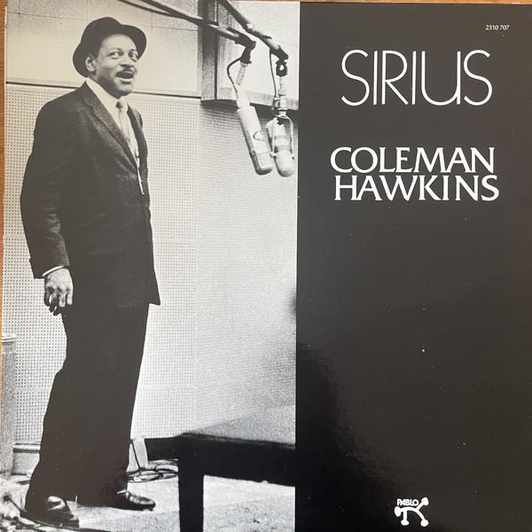 Cover Coleman Hawkins - Sirius (LP, Album, RP) Schallplatten Ankauf