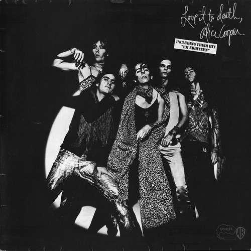 Bild Alice Cooper - Love It To Death (LP, Album, RE, Gat) Schallplatten Ankauf