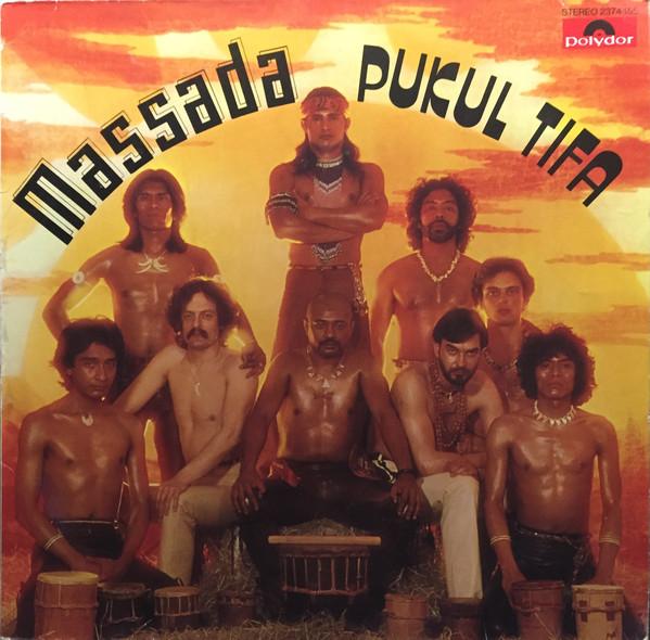 Bild Massada (2) - Pukul Tifa (LP, Album) Schallplatten Ankauf