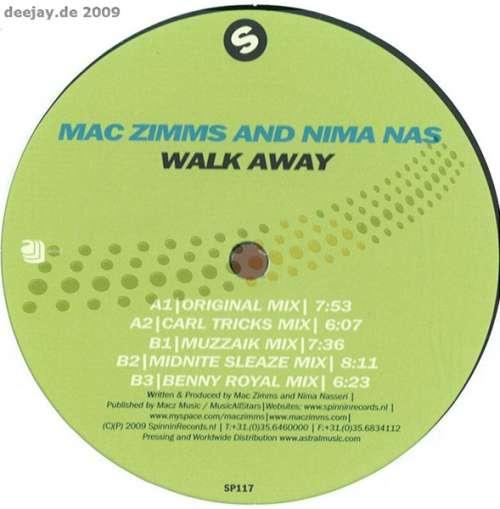 Bild Mac Zimms And Nima Nas - Walk Away (12) Schallplatten Ankauf