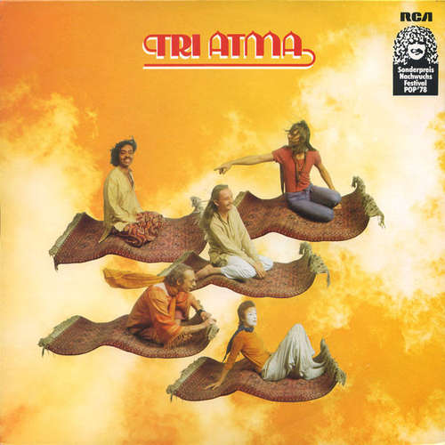 Cover Tri Atma - Tri Atma (LP, Album) Schallplatten Ankauf