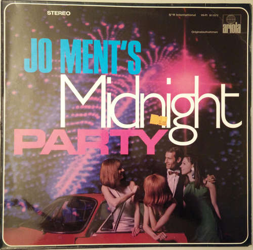 Cover Jo Ment - Jo Ment's Midnight Party (LP, Album) Schallplatten Ankauf