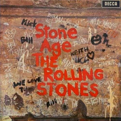 Cover zu The Rolling Stones - Stone Age (LP, Comp) Schallplatten Ankauf