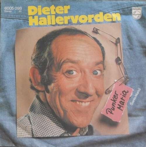 Cover Dieter Hallervorden - Punker Maria (Santa Maria) (7, Single) Schallplatten Ankauf