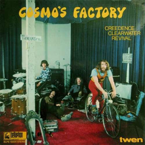 Cover zu Creedence Clearwater Revival - Cosmo's Factory (LP, Album, Gat) Schallplatten Ankauf