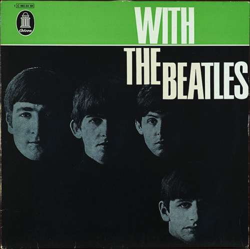 Cover The Beatles - With The Beatles (LP, Album, RE) Schallplatten Ankauf