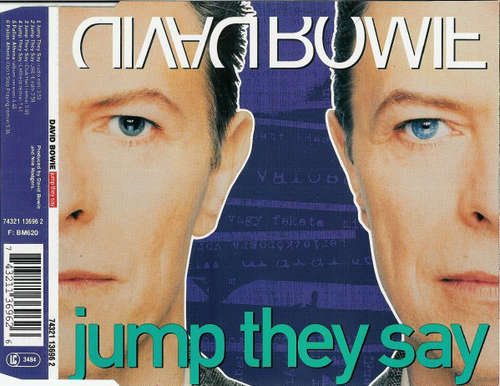 Cover David Bowie - Jump They Say (CD, Maxi) Schallplatten Ankauf