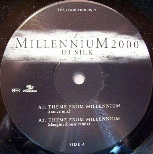 Bild DJ Silk - Millennium 2000 (12, Promo) Schallplatten Ankauf