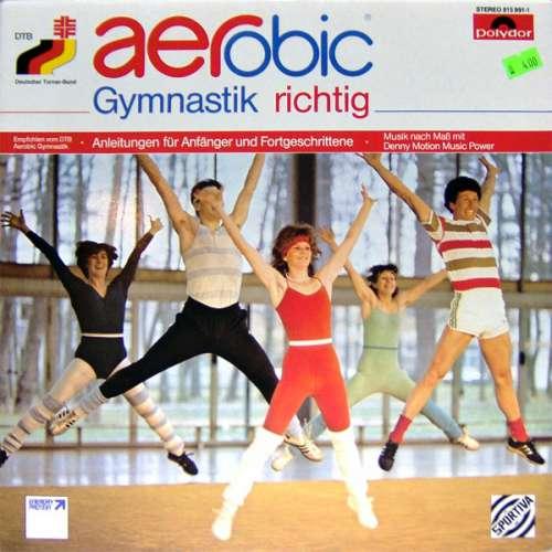 Cover Denny Motion Music Power - Aerobic Richtig (LP, Album) Schallplatten Ankauf