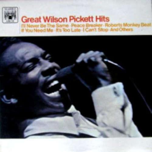 Bild Wilson Pickett - Great Wilson Pickett Hits (LP, Album, RE, Fli) Schallplatten Ankauf