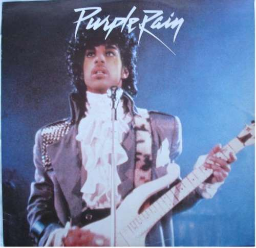 Cover Prince And The Revolution - Purple Rain (12) Schallplatten Ankauf