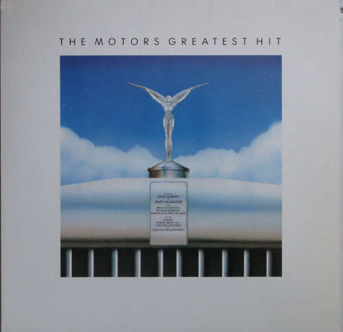 Cover The Motors - The Motors Greatest Hit (LP, Comp) Schallplatten Ankauf