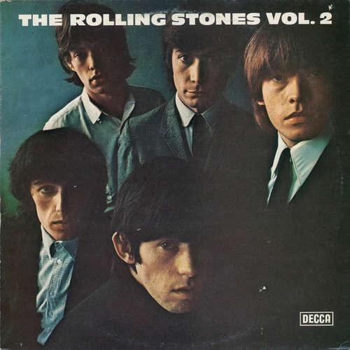 Cover The Rolling Stones - The Rolling Stones Vol. 2 (LP, Album, Mono, RE) Schallplatten Ankauf