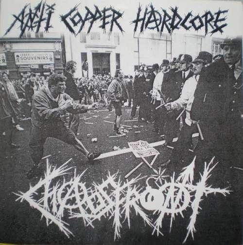 Bild Chaosfront / Rakitis - Anti Copper Hardcore / Åt Helvete E Tiden (10) Schallplatten Ankauf