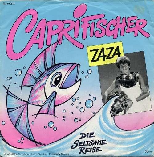 Bild ZaZa* - Caprifischer (7, Single) Schallplatten Ankauf