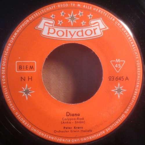Bild Peter Kraus - Diana (7, Single, Mono) Schallplatten Ankauf