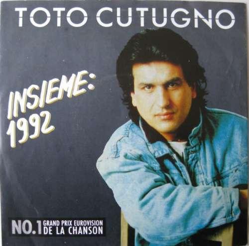 Bild Toto Cutugno - Insieme: 1992 (7, Single) Schallplatten Ankauf
