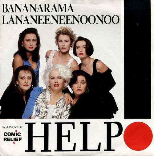 Bild Bananarama / Lananeeneenoonoo - Help! (7, Single) Schallplatten Ankauf