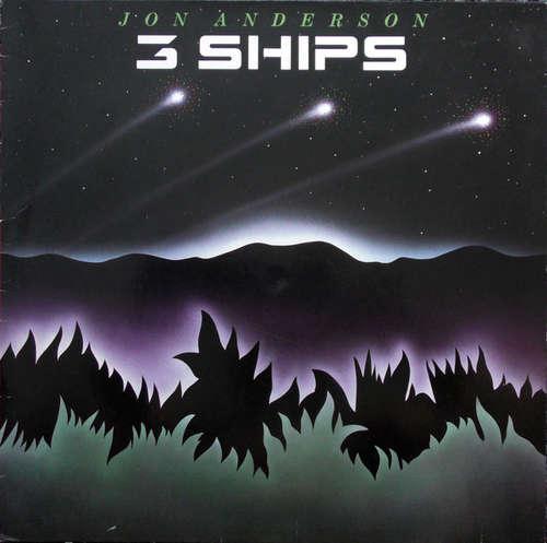 Cover zu Jon Anderson - 3 Ships (LP, Album) Schallplatten Ankauf